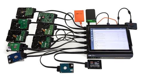 TaskForce Forensic Imaging Multiple Drives