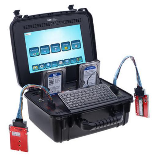MSI Plus NVMe SATA Rugged Forensic Imaging Unit