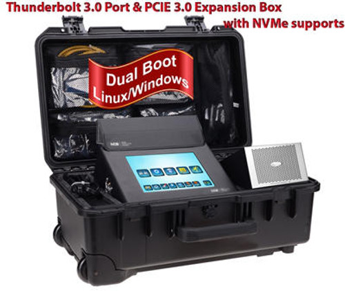 MSI Plus T3 Field Forensic Complete Kit with i7 Dual Boot