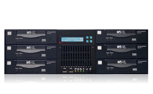 TapeMaster-LS 1:5 AIT Tape Based Mass Replication Appliance - Front Pane