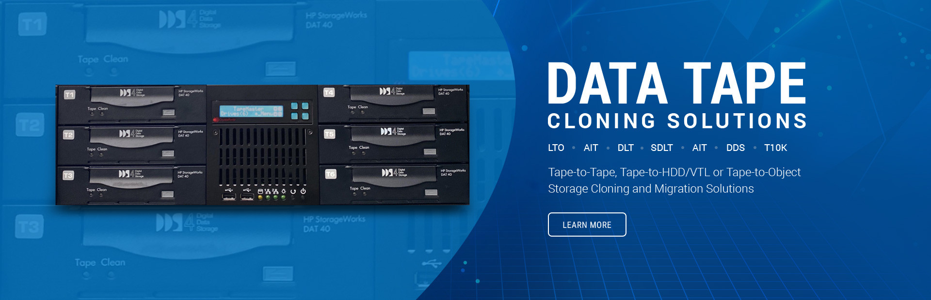 storage cloning