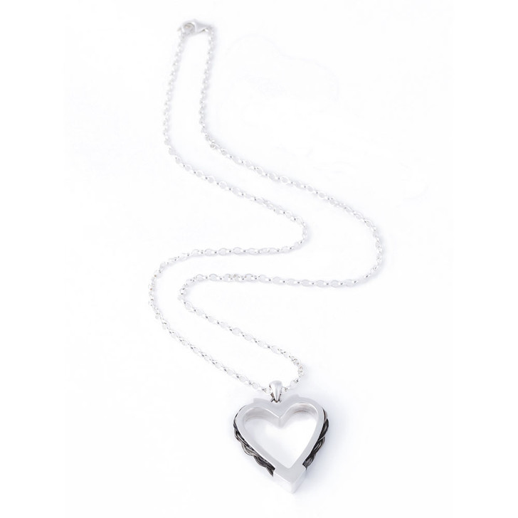 The Aspire Heart Pendant