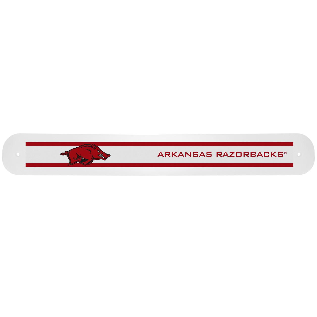 Arkansas Razorbacks Toothbrush Holder
