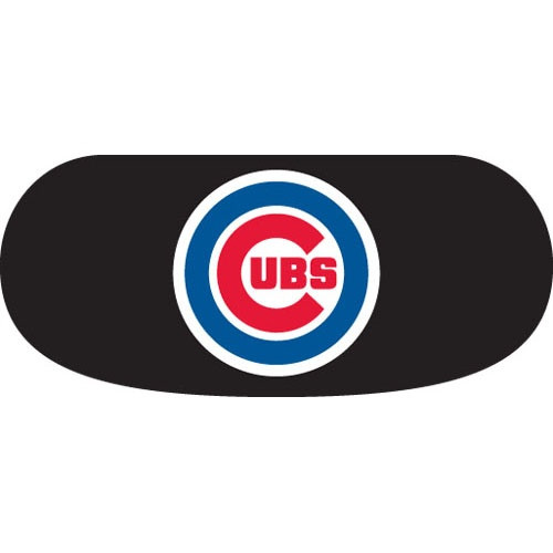 Chicago Cubs MLB Eye Black Strip Tattoo Stickers