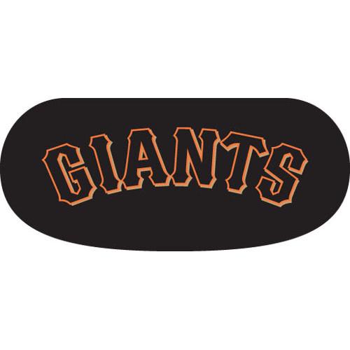 San Francisco Giants MLB Eye Black Strip Tattoo Stickers