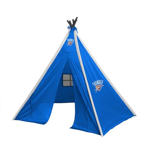 Oklahoma City Thunder Teepee Play Tent