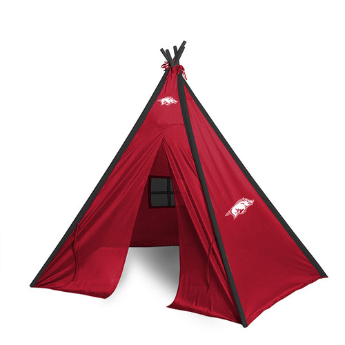 Arkansas Razorbacks Teepee Play Tent