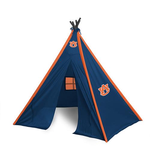 Auburn Tigers Teepee Play Tent