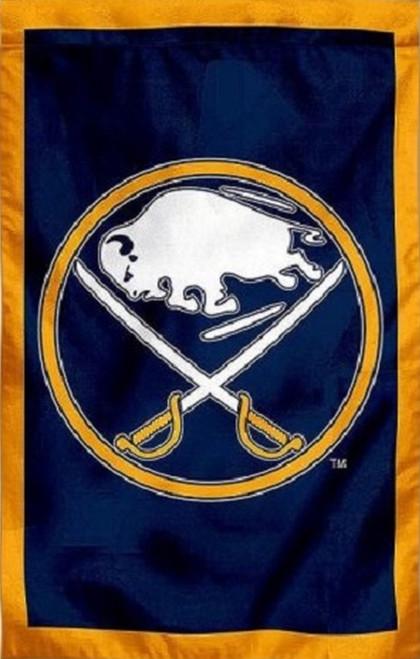 Buffalo Sabres Applique Embroidered House Flag
