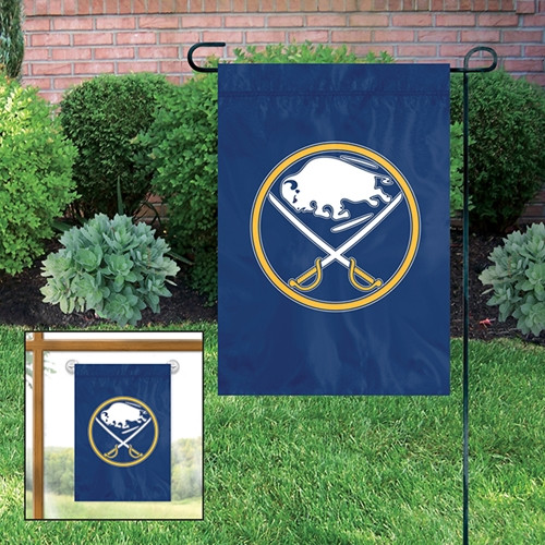 Buffalo Sabres 10.5 x 12 Garden Window Flag