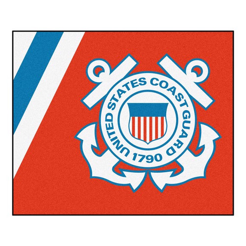 U.S. Coast Guard Tailgater Mat