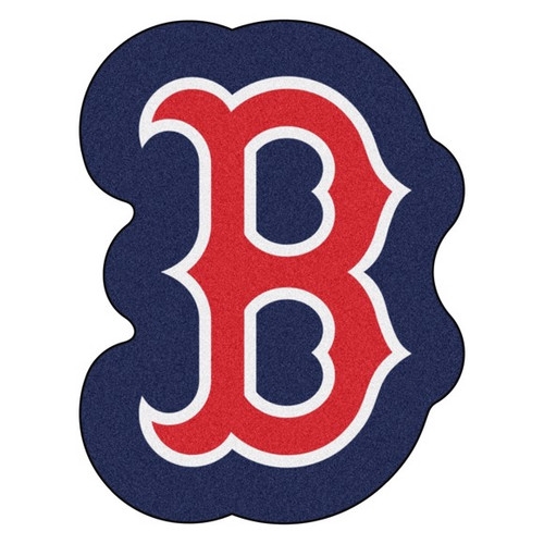 Boston Red Sox Mascot Mat - B Logo