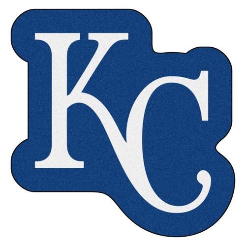 Kansas City Royals Mascot Mat - KC Logo