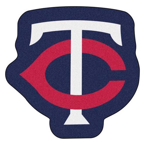 Minnesota Twins Mascot Mat - TC Logo