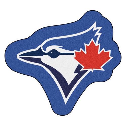 Toronto Blue Jays Mascot Mat - Blue Jay Logo