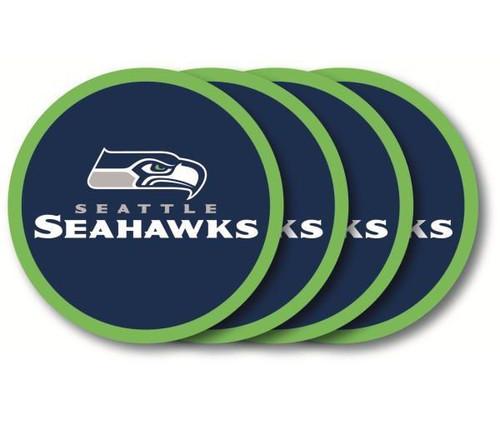 Seattle Seahawks Coaster Set