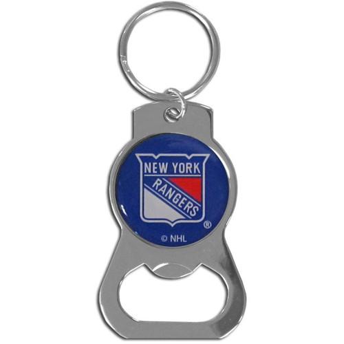 New York Rangers Key Chain - Bottle Opener