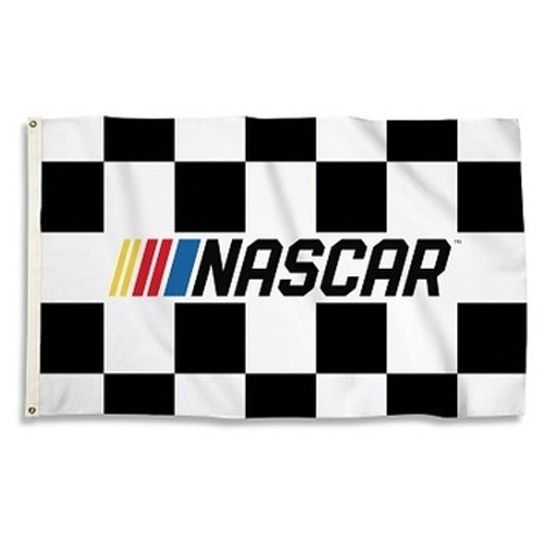 NASCAR Checkered 3X5 Flag