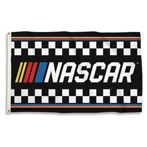 NASCAR 2 Sided Stripes 3X5 Flag