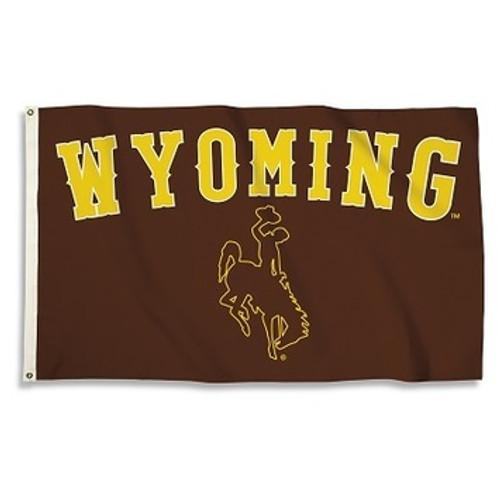 Wyoming Cowboys 3 Ft X 5 Ft Flag