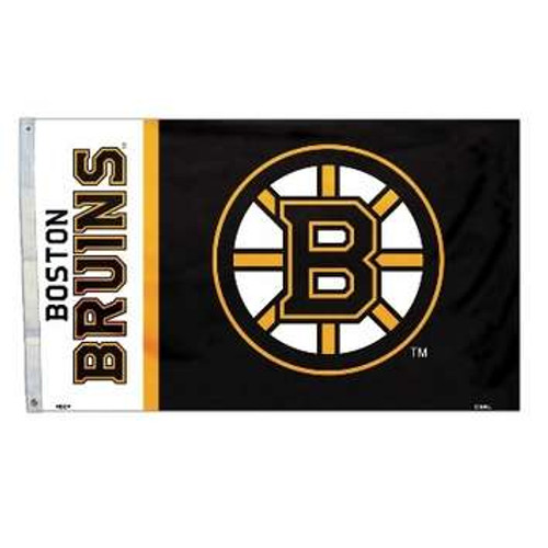 Boston Bruins 3 Ft X 5 Ft Flag