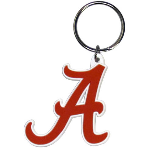 Alabama Crimson Tide Flex Key Chain