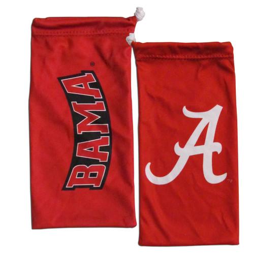 Alabama Crimson Tide Microfiber Sunglass Bag Holder