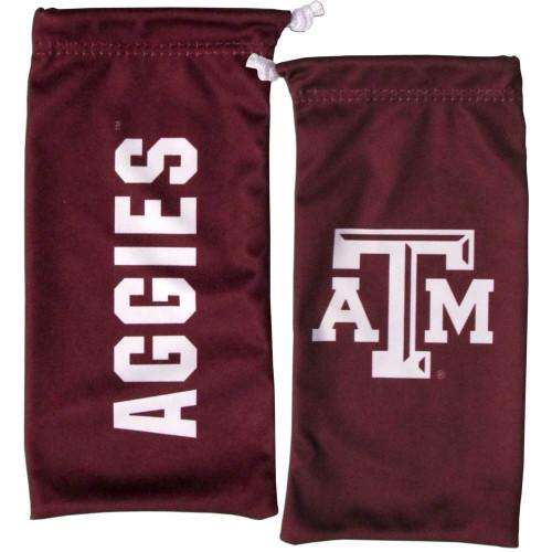 Texas A&M Aggies Microfiber Sunglass Bag Holder