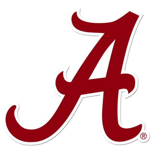 Alabama Crimson Tide Large Auto Decal