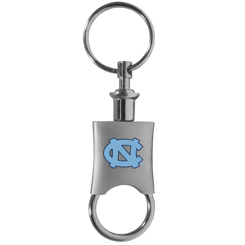 North Carolina Tar Heels Valet Key Chain