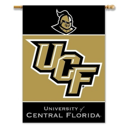 Central Florida Golden Knights - UCF 2 Sided 28 X 40 Banner Flag