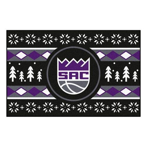 Sacramento Kings Sweater Starter Mat