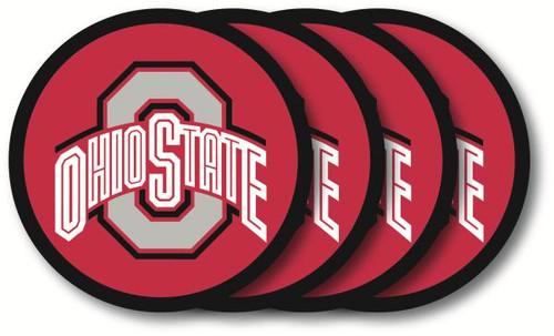 Ohio State Buckeyes Coaster Set