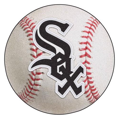 Chicago White Sox Baseball Mat