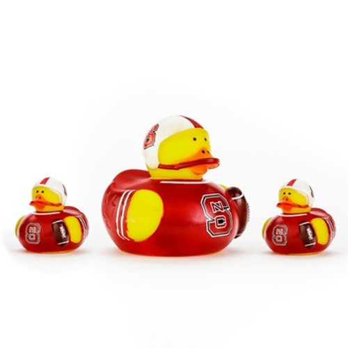 North Carolina State Wolfpack All Star Toy Rubber Ducks