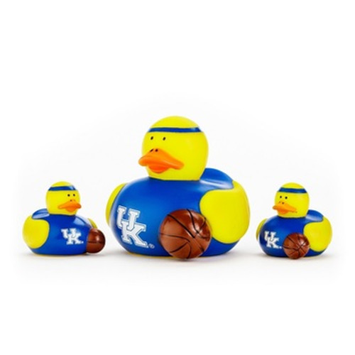 Kentucky Wildcats All Star Toy Rubber Ducks