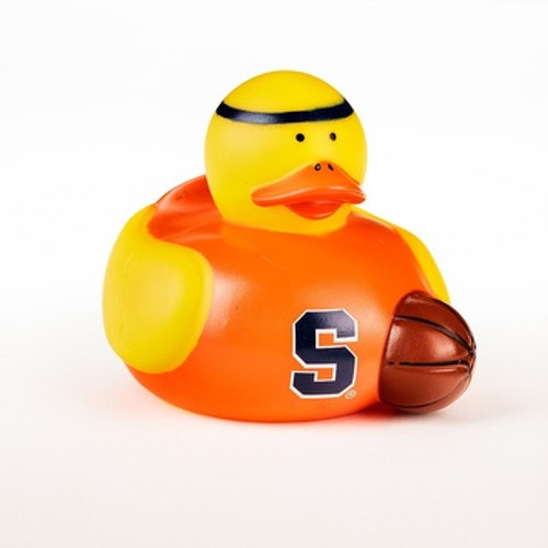 Syracuse Orange All Star Toy Rubber Duck