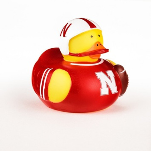 Nebraska Cornhuskers All Star Toy Duck