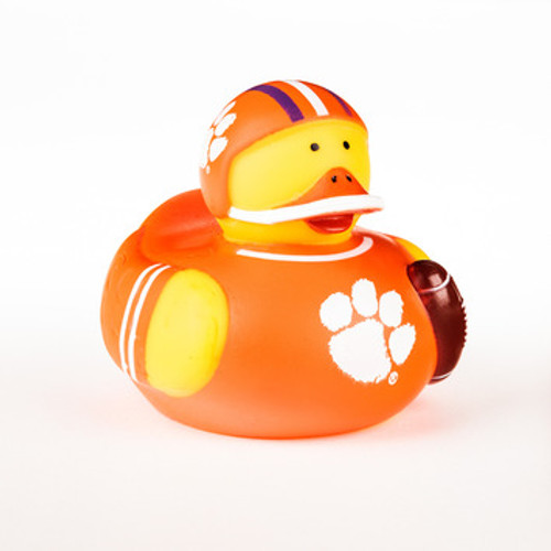 Clemson Tigers All Star Toy Rubber Duck