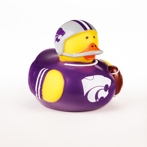 Kansas State Wildcats All Star Toy Duck