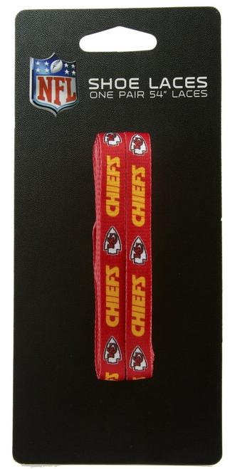Kansas City Chiefs NFL Shoe Laces