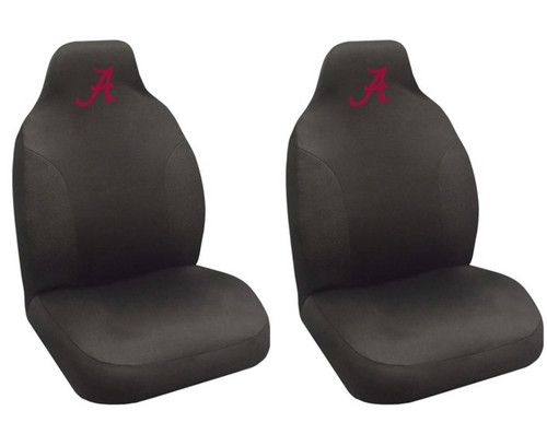 Alabama Crimson Tide Seat Cover Set
