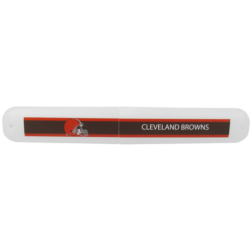 Cleveland Browns Toothbrush Holder Case