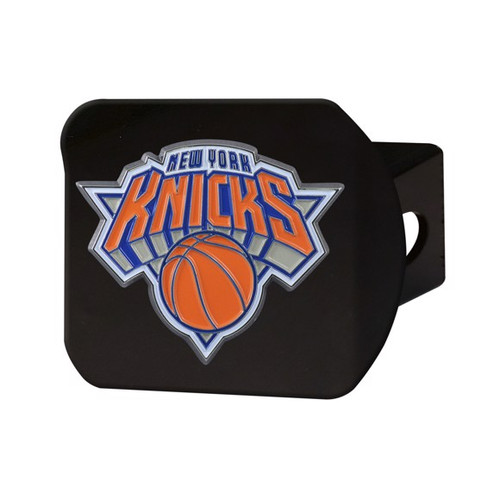 New York Knicks Color Black Hitch Cover