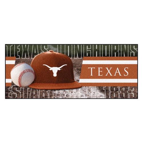 Texas Longhorns Baseball Runner