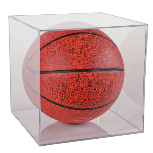 Basketball 2-Piece Display Case Square