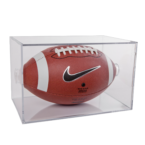 Football 2-Piece Display Case