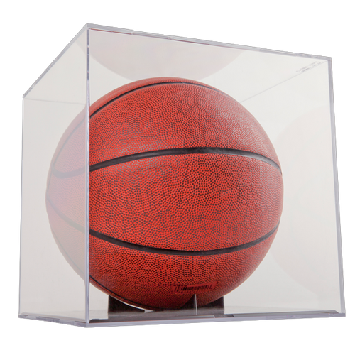 Basketball Display Case Grandstand