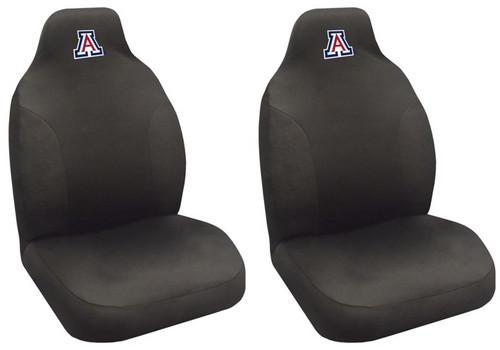 Arizona Wildcats Seat Cover Set