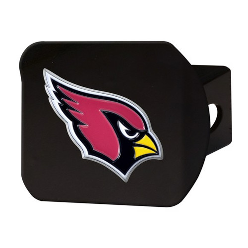 Arizona Cardinals Black Hitch Cover Color